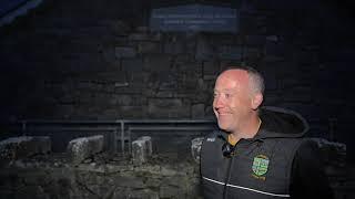 Cathal Jordan Interview before Four Roads v Oran