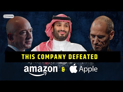 Saudi Aramco: A Company Which Is Bigger Than Apple And Microsoft | In Hindi