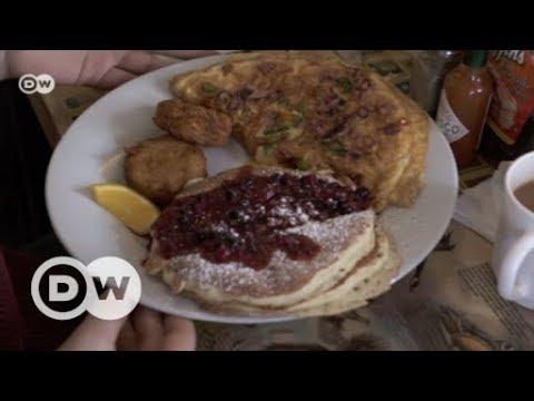 Typisch amerikanisches Frühstück in Berlin | DW Deutsch