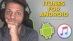 How to Download iTunes on Android 🎵 iTunes App for Android 🎵 WORKING