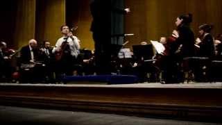 Dan Alexandru Arhire - Rodrigo, Aranjuez - Allegro con spirito. Suceava 20.11.2013