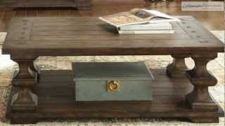 Sedona Occasional Table Collection From Liberty Furniture