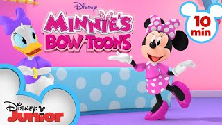 NEW Minnie's Bow-Toons! | Compilation Part 2 | Minnie's Bow-Toons | @Disney Junior