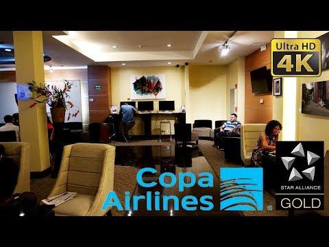 COPA CLUB Lounge at San Jose International SJO Airport