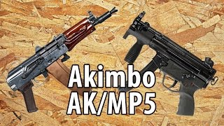 Video [Payday 2] Akimbo AK/MP5 SMGs download MP3, 3GP, MP4, WEBM, AVI, FLV Juni 2018