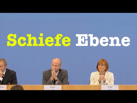 6. September 2019 - Bundespressekonferenz | RegPK