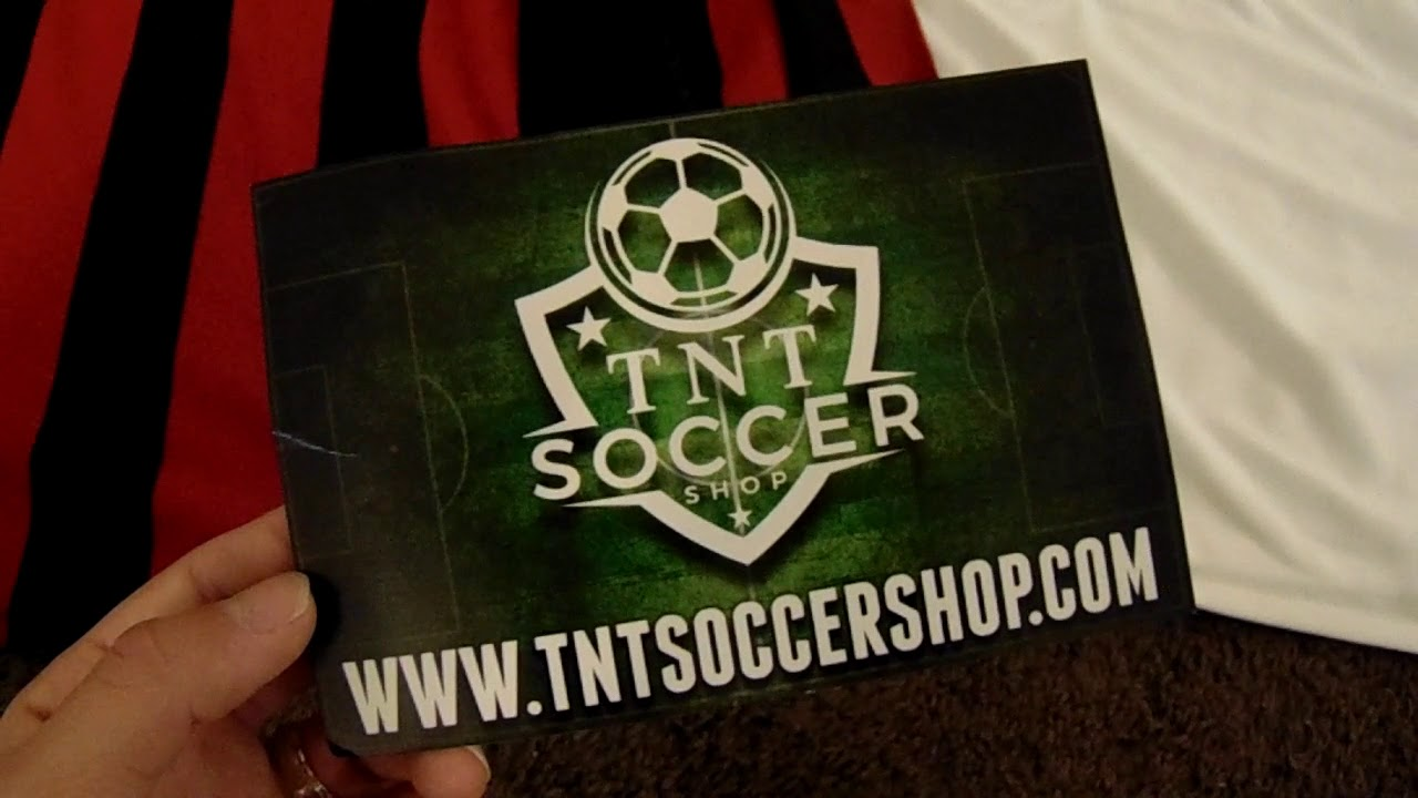 dc3c950d128 TNT Soccer Shop review - FAKE JERSEYS!! - YouTube