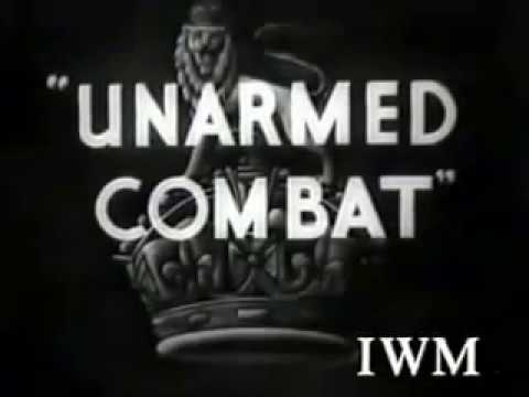 Capt. W. E. Fairbairn - British Special Forces Unarmed Combat