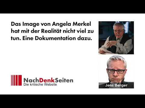 Das Image von Angela Merkel hat mit der Realität nicht viel zu tun. Eine Dokumentation dazu.