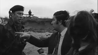 John Hume confronts British Soldier in 1972