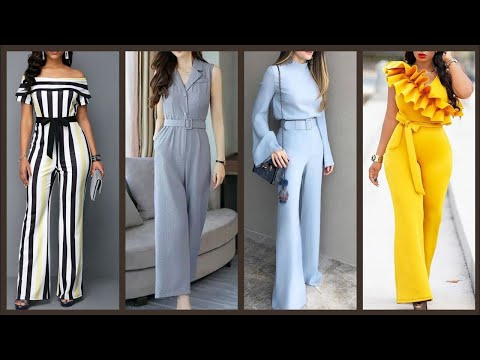 casual daily wear Floral jumpsuit outfit ideas for stylish girls and women
