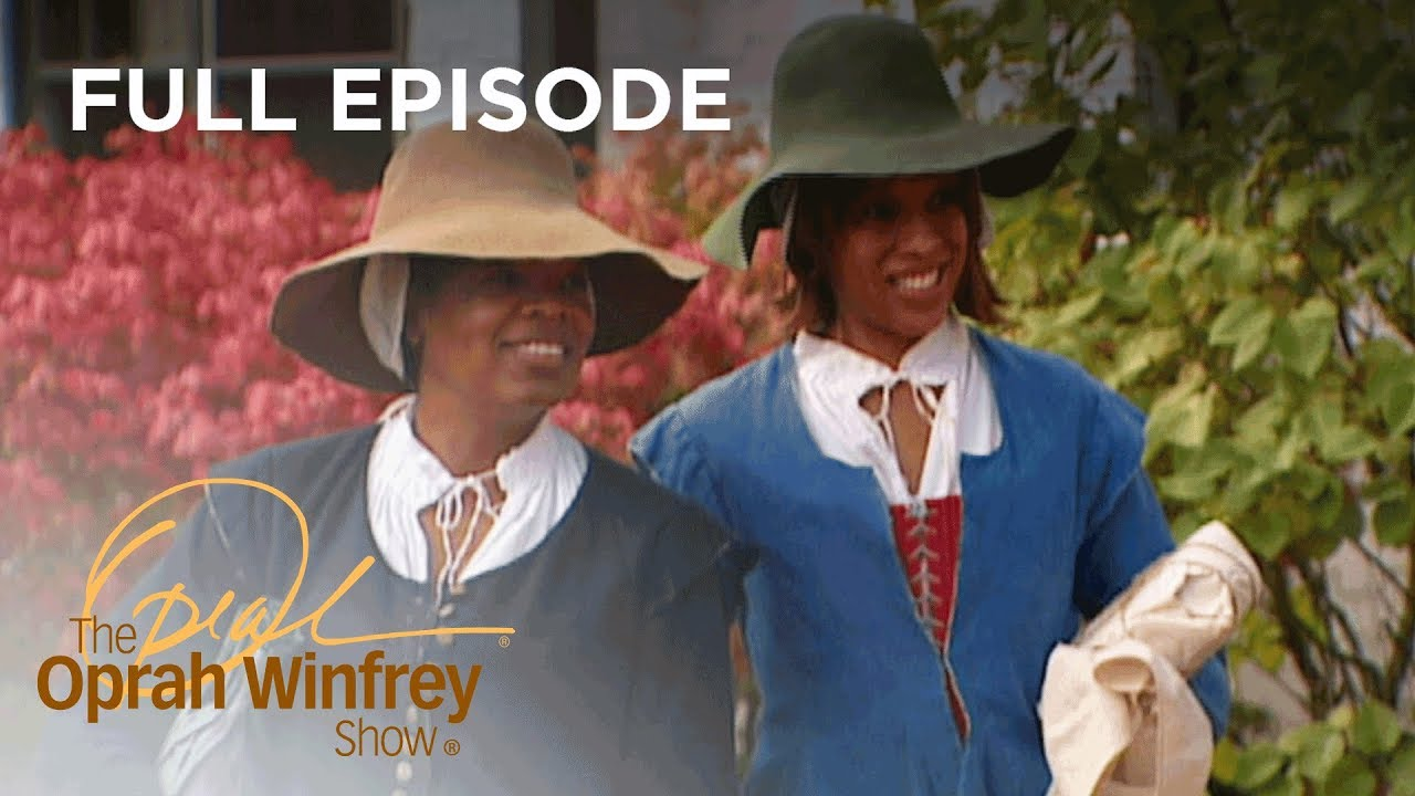Oprah & Gayle Go Back in Time | The Oprah Winfrey Show | Oprah Winfrey Network