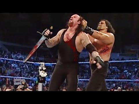 WWE The Undertaker Vs Great Khali Death Match