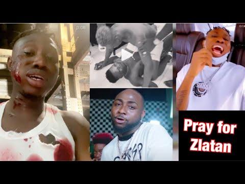 Download Zlatan Ibile B£ATEN To D£ATH In Uganda Over Omah Lay?? | Davido's Ex Artist Lil Frosh