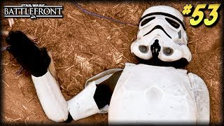 Star Wars Battlefront - Funny Moments #53 (Sarlacc Pit Wins!)