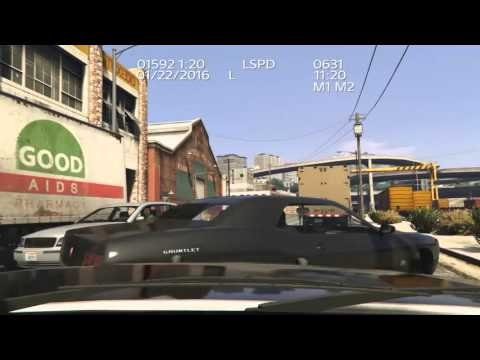 End of Watch - GTA 5