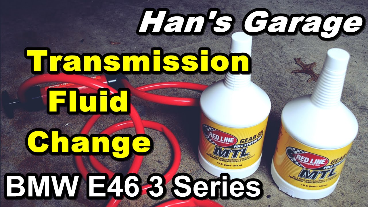 Bmw Diy Video How To Change Manual Transmission Fluid On E46 3 Series Youtube