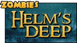 HELM'S DEEP ZOMBIES [2] ★ Left 4 Dead 2 (L4D2 Zombie Games)