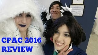 CPAC 2016 Review Vlog
