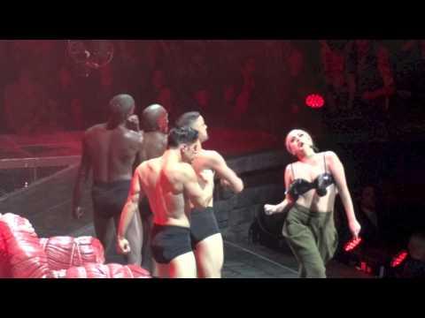 "Lady Gaga ""Alejandro"" 2013 Vancouver, BC Canada"