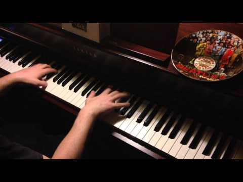 Lovely Rita - The Beatles - Solo Piano Cover