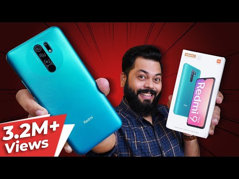 Redmi 9 Prime Unboxing And First Impressions ⚡⚡⚡ Best Smartphone Under 10,000?