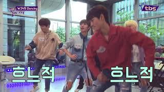 BAND W24 Cover Dance BIGBANG WINNER  - 팩트iN스타