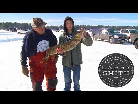 Ice Fishing State Tournament Minocqua