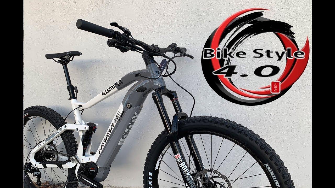 4e9578da069 Haibike Xduro ALLMTN 3.0 2019 E- bike - YouTube