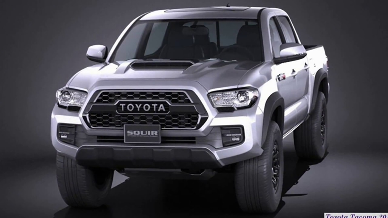 toyota tacoma 2018 diesel off road tough masculine looks youtube. Black Bedroom Furniture Sets. Home Design Ideas