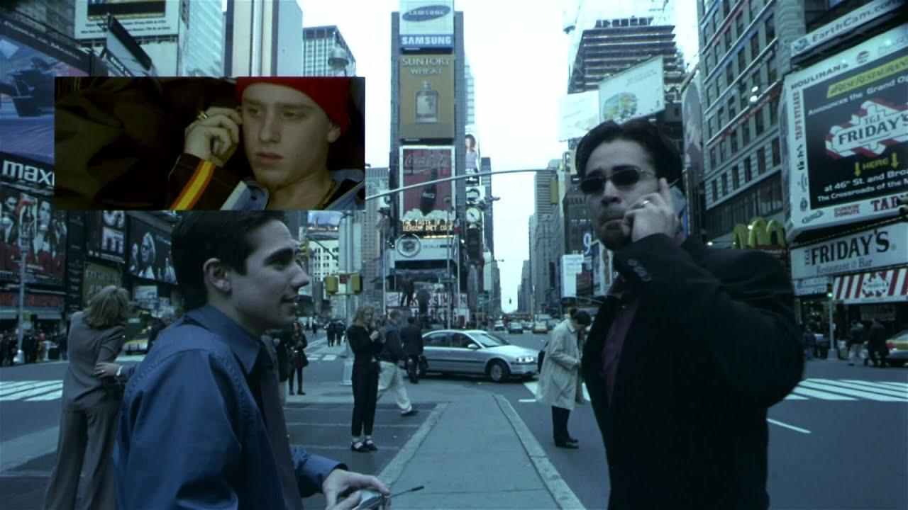 Телефонная будка - Trailer
