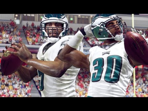 DONOVAN MCNABB & AHMAN GREEN! Madden 16 Ultimate Team Gameplay Ep. 20