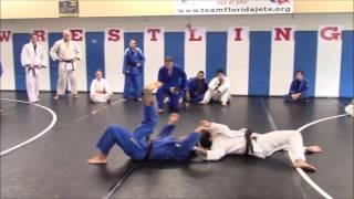 Kotaro Sasaki Judo Training Camp at MOJ