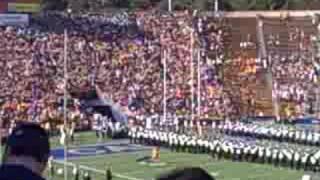 2008 Golden Bears Football - Opening Game