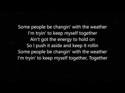 We Don't Need 'Em - By: Ryan Caraveo (Lyric Video)