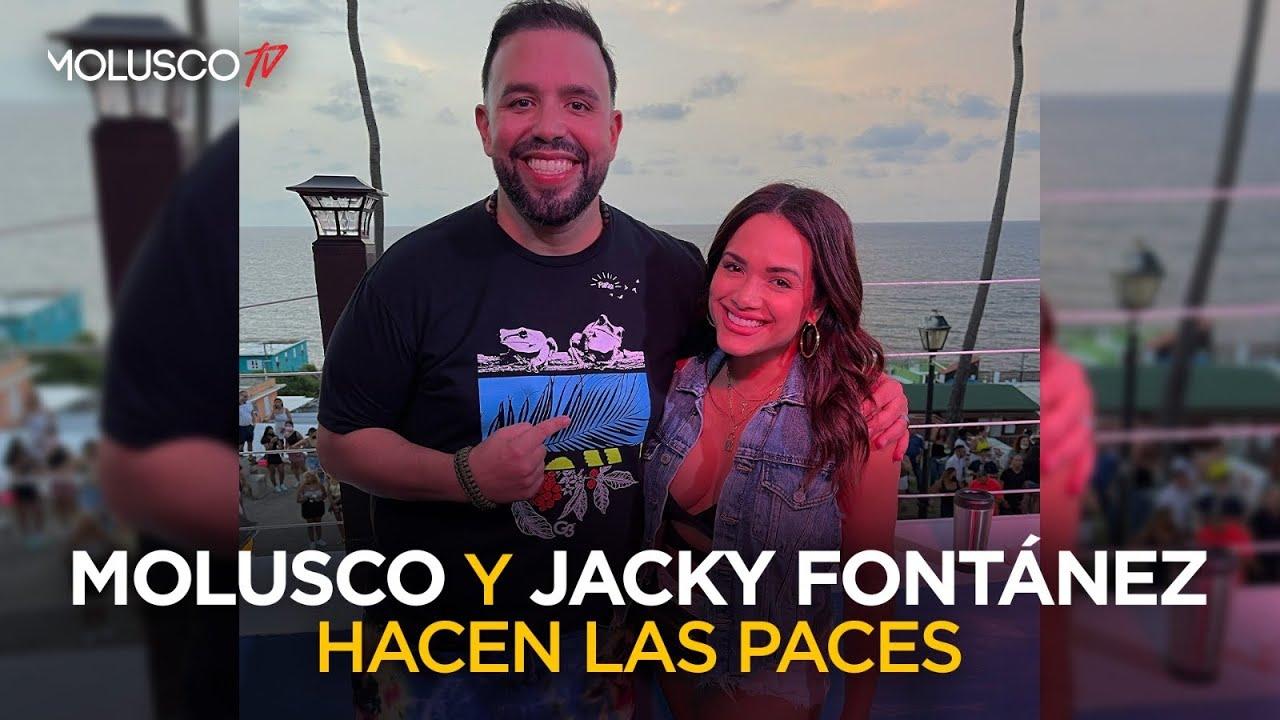 Molusco y Jacky Fontanez hacen las paces ( Todo lo que debes saber )