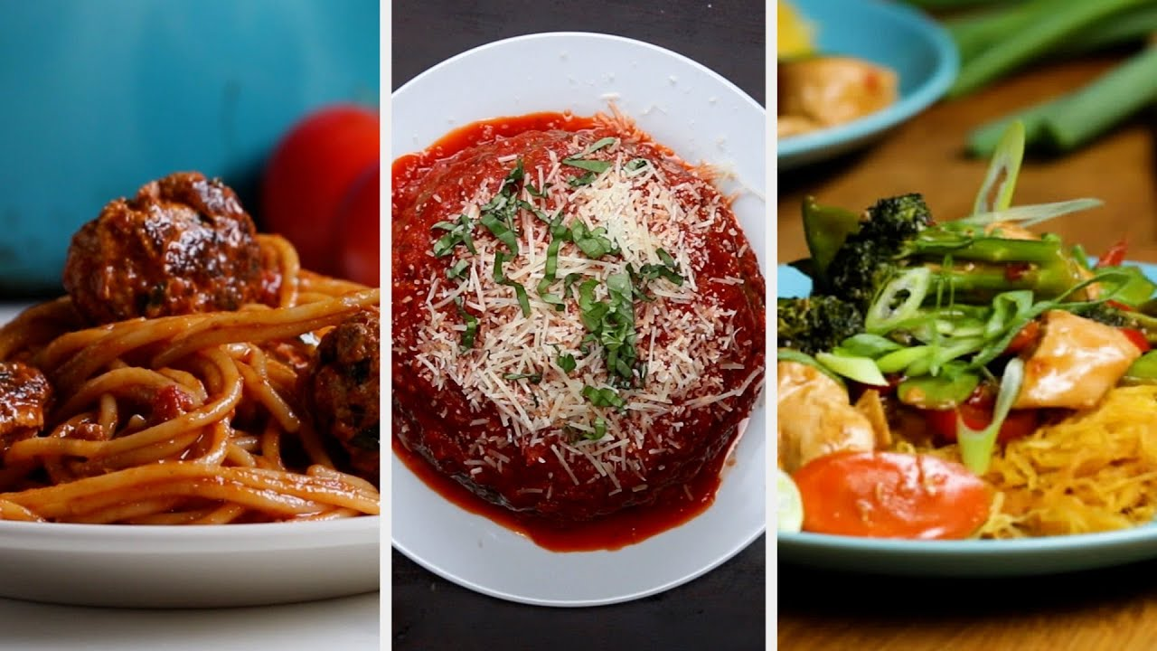 Download Hot And Hearty Spaghetti Recipes