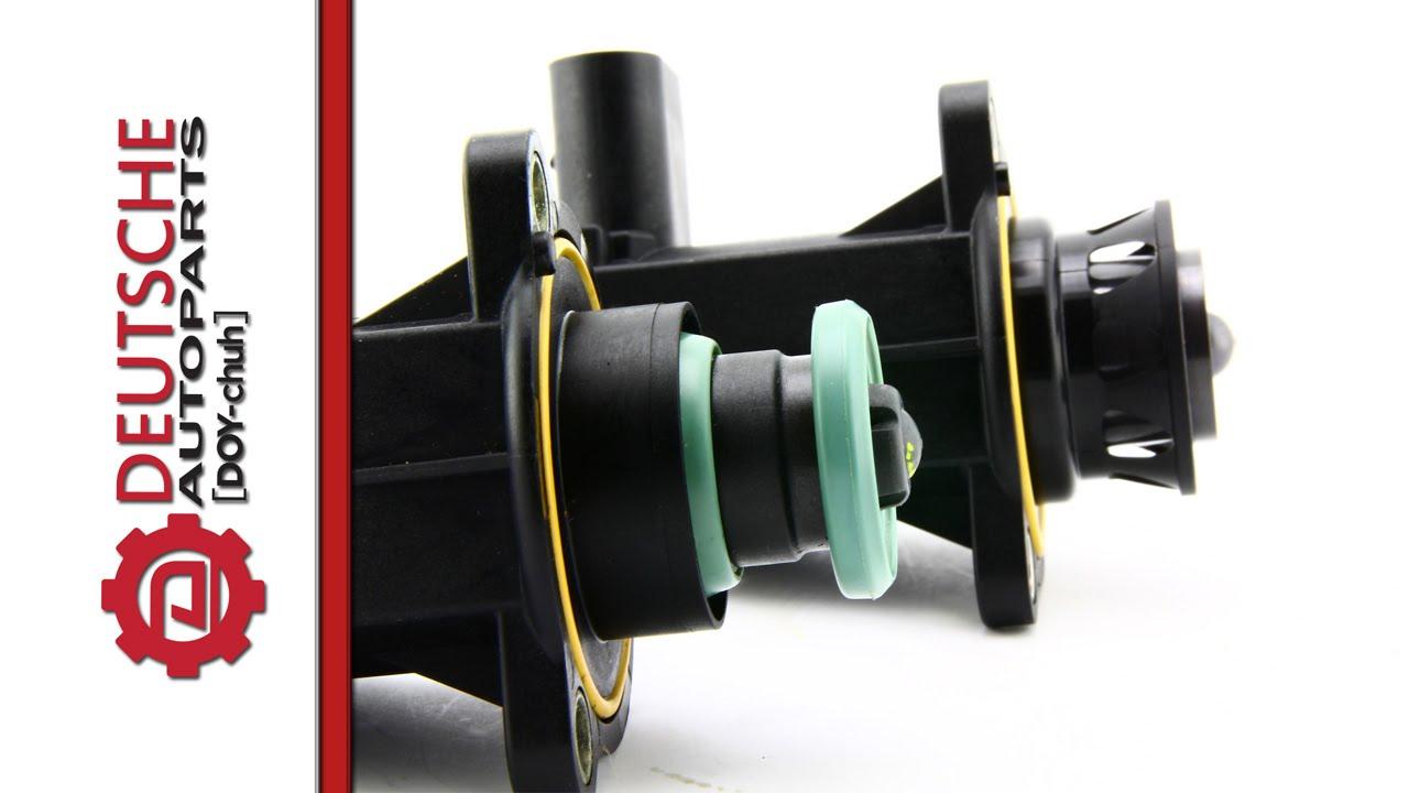 VW and Audi 2 0T Diverter Valve (DV) Revision