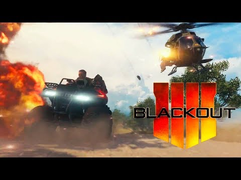 BLACK OPS 4 BLACKOUT & BETA TRAILER (BO4 NEW)