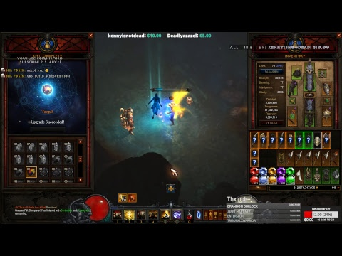 Hammerdin Crusader Build Diablo