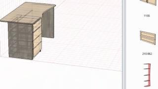 как сделать компьютерный стол урок №4.mp4(В этом видео я рассказываю, как сделать компьютерный или письменный стол. И все разные нюансы, сделано 4..., 2012-10-06T13:10:35.000Z)