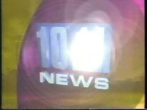 KOLN/KGIN-TV 10/11 - Lincoln, NE - 10pm News Open . 1998