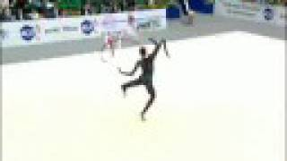 Conquest Of Paradise (Rhythmic Gymnastics)
