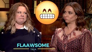 what happens when melissa mccarthy realizes she is not funny