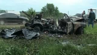 Авария на трассе Орел Брянск