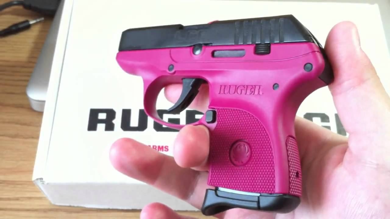 Ruger Lcp In Raspberry Review Youtube