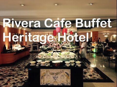 Rivera Cafe Buffet Heritage Hotel Manila EDSA Roxas Boulevard by HourPhilippines.com