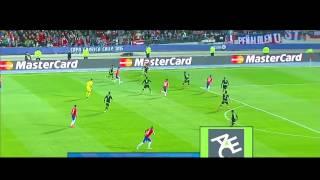 Jorge Valdivia vs Mexico - Copa America 2015 (HD 720p)
