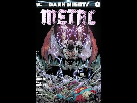 Batman Metal: Issue 3