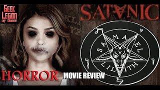 SATANIC ( 2016 Sarah Hyland ) Horror Movie Review